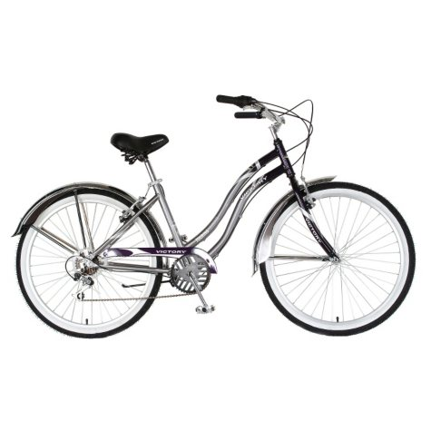 """Victory Touring 26"""" Women's Cruiser Bicycle"""