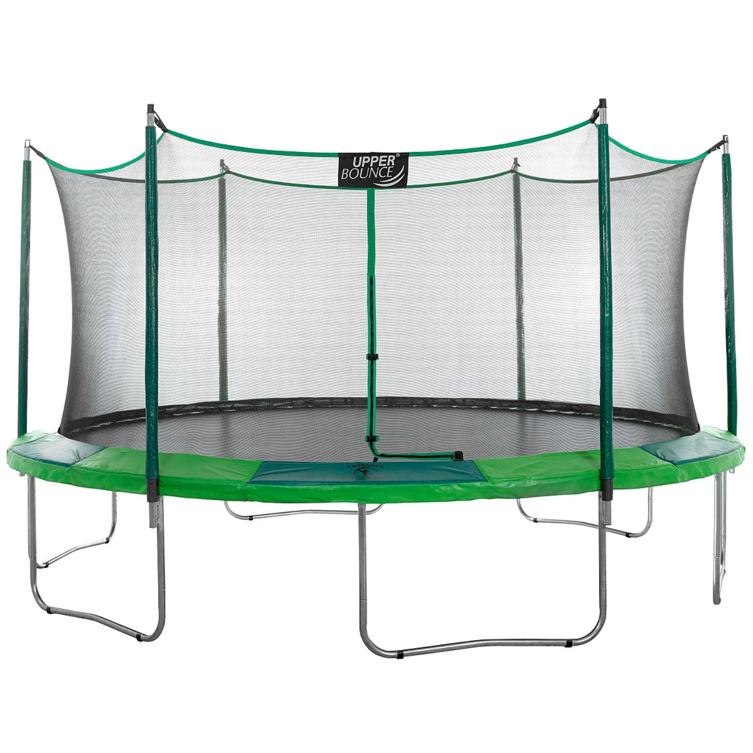 Upper Bounce UB03EC-15E 15' Trampoline & Enclosure Set