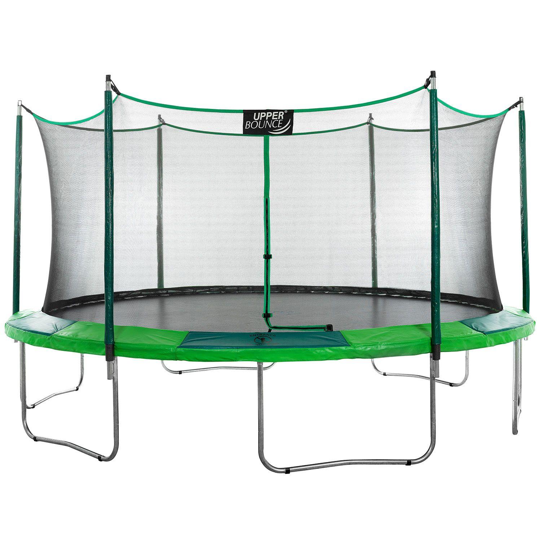 Upper Bounce 15′ Trampoline & Enclosure Set