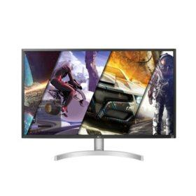 "LG 32"" 4K UHD FreeSync Monitor"