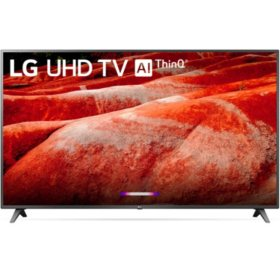 "LG 82"" Class 8070 Series 4K Ultra HD Smart HDR TV w/AI ThinQ® - 82UM8070PUA"