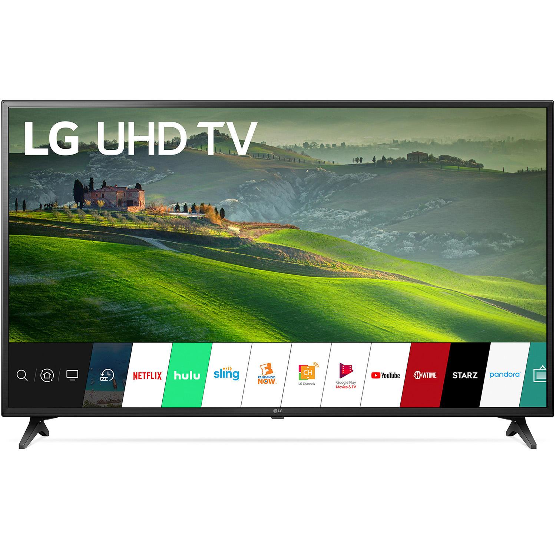 """LG 55UM6910PUC 55"""" 4K Smart LED UHDTV"""
