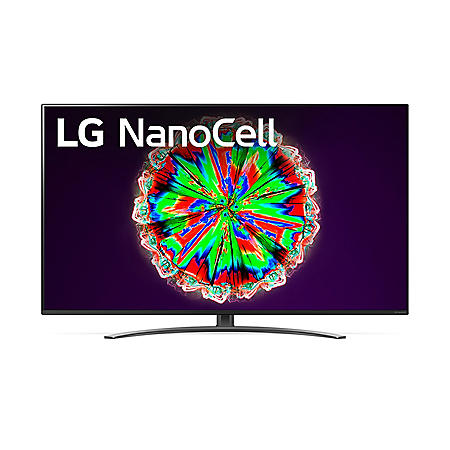 "LG 55"" Class 4K NanoCell Smart Ultra HD TV w/ AI ThinQ - 55NANO81ANA"