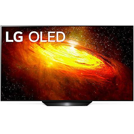 "LG 55"" Class 4K Ultra HD OLED Smart TV w/ AI ThinQ - OLED55BXPUA"