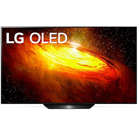 "LG 65"" Class 4K Ultra HD OLED Smart TV w/ AI ThinQ - OLED65BXAUA"