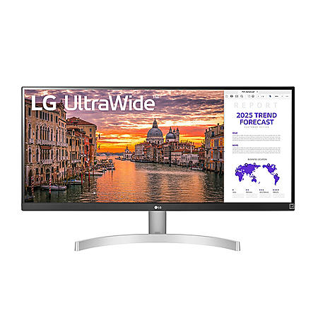 """LG 29"""" UltraWide Full HD IPS Monitor with HDR10"""