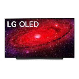 "LG 77"" Class 4K Ultra HD Smart OLED TV w/ AI ThinQ - OLED77CXAUA"