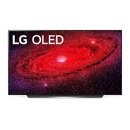 "LG 55"" Class 4K Ultra HD Smart OLED TV w/ AI ThinQ - OLED55CXAUA"