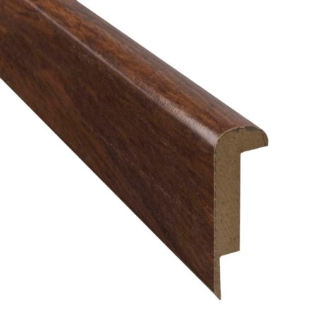 "SimpleSolutions Four-in-One Molding - Mayfair Mahogany - 78.75"" Long"