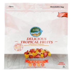 New World Farms Tropical Fruit Medley (4 lbs.)