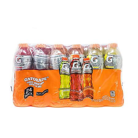 Gatorade Power Variety Pack (20.83oz / 24pk)