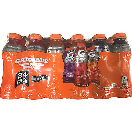 Gatorade All Star Club Variety Pack (24pk/11.83oz)