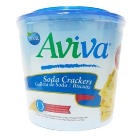 Aviva Soda Crackers (26pks/27.5oz)