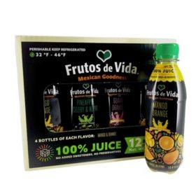 Frutos de Vida Variety Pack (10 fl. oz., 12 pk.)