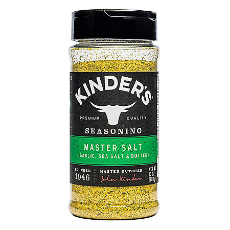 Kinder's Master Salt Seasoning (10 oz.)
