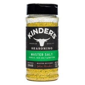 Kinder's Master Salt Seasoning (10 oz.)