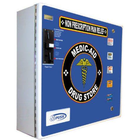 Electronic Medic-Aid Vendor