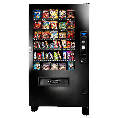 Seaga Full Feature Commercial Snack Vending Machine
