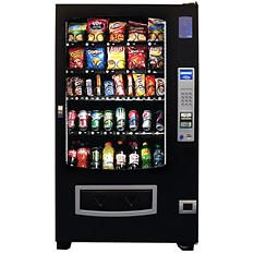 Dual Zone Commerical Refrigerated Combo Vending Machine