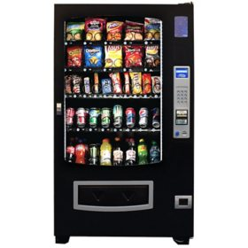 Seaga Dual Zone Commercial Refrigerated Combo Vending Machine (Choose Your Type)