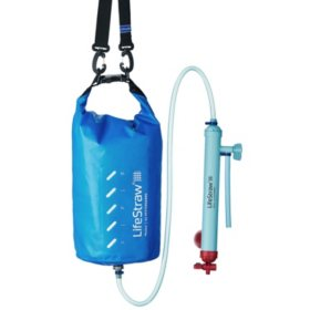 LifeStraw Mission Water Filtration System - 5 liter