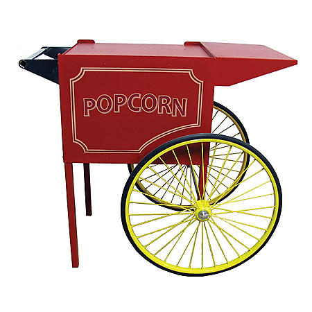 Paragon Rent-a-Pop Popcorn Cart