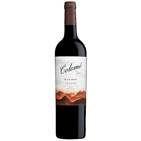 Colome Estate Malbec Salta (750 ml)