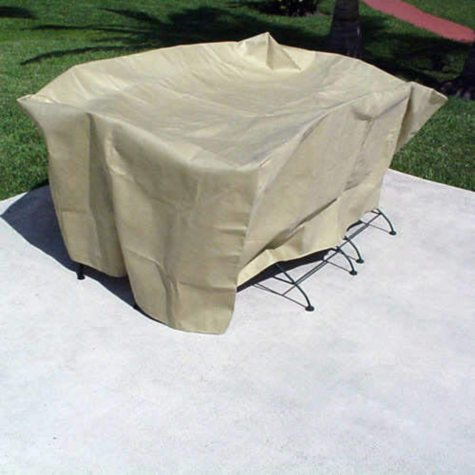 Patio Furniture Cover - Oval - 7 pc.