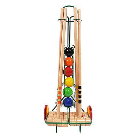 Londero 4-Player Children's Croquet Set