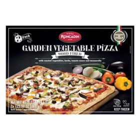 Roncadin Garden Vegetable Pizza, Frozen (2 ct.)