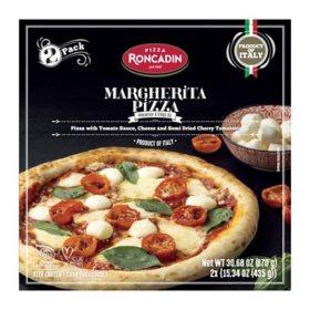 Roncadin Margherita Pizza, Frozen (2 pk.)