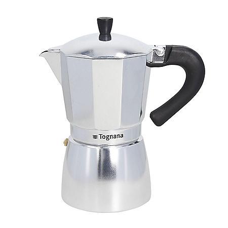 Widgeteer 9-Cup Mirror Coffee Maker by Tognana