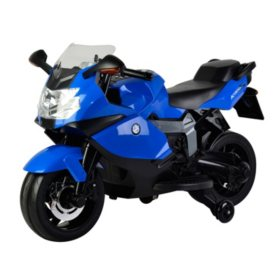 BMW Licensed 12V Battery Powered Motorcycle Kids Ride On