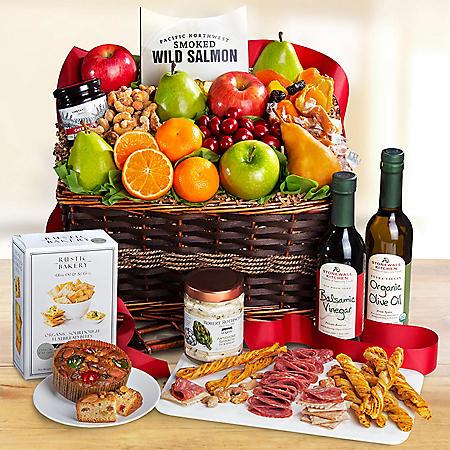 Generous Gourmet Market Favorites Fruit Basket