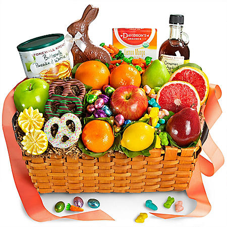 Easter Morning Family Brunch Basket
