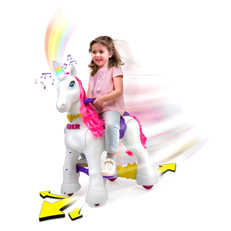 My Lovely Unicorn 12V Powered Ride-On