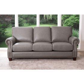 Terrific Helena Top Grain Leather Sofa Loveseat Armchair And Cjindustries Chair Design For Home Cjindustriesco
