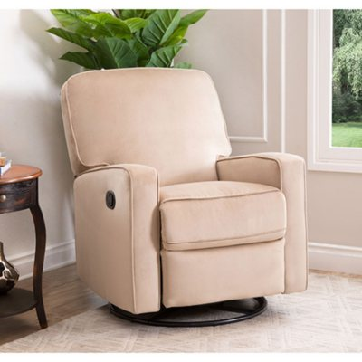 Jackson Swivel Glider Recliner (Choose your Color) & Redfield Leather Recliner - Samu0027s Club islam-shia.org