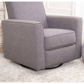 Admirable Langley Swivel Glider Recliner Assorted Colors Sams Club Machost Co Dining Chair Design Ideas Machostcouk