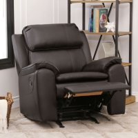 Landon Leather Rocker Recliner Deals