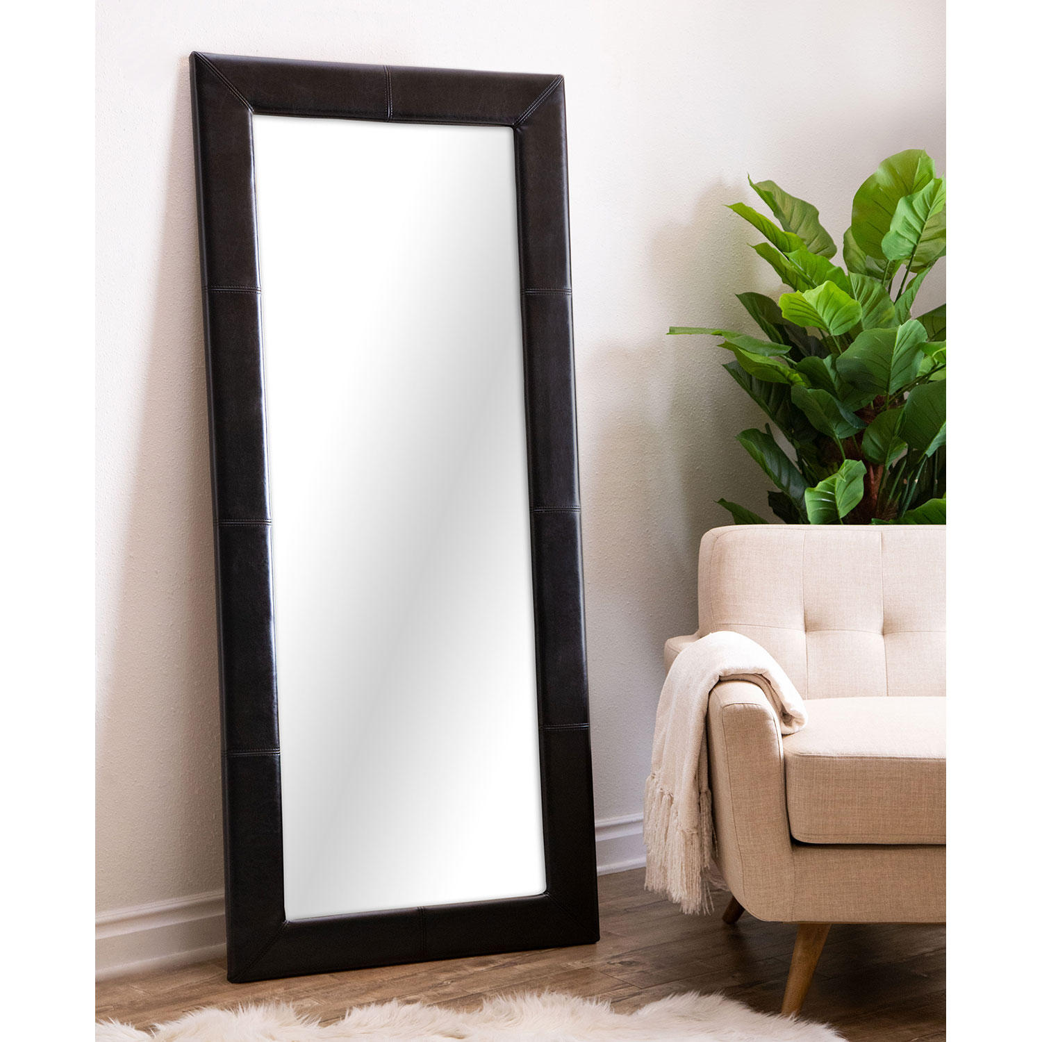 Abbyson Living Emma Full-Length Floor Mirror