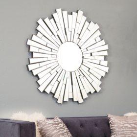 Montego Round Wall Mirror