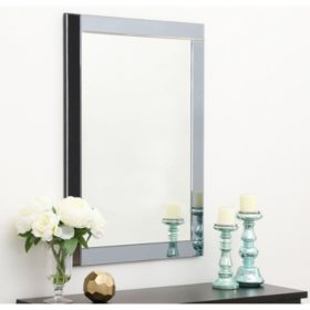 Flux Rectangle Wall Mirror