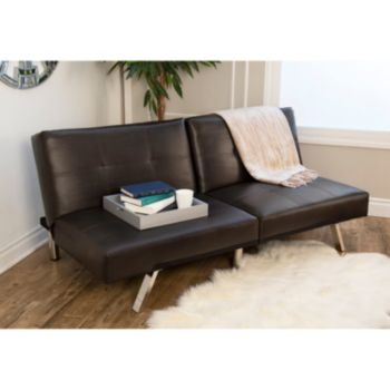 Abbyson Living Stanford Convertible Sofa