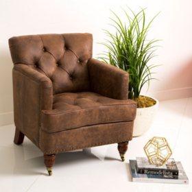 Taylor Fabric Club Chair