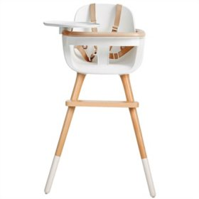 Micuna OVO Max Luxe High Chair, White
