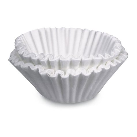 Mr. Coffee Filters - 8 -12 Cup Brewer Size - 600 Count