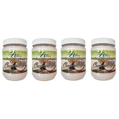 TresOmega Nutrition Organic Extra Virgin Coconut Oil -  2 Pk