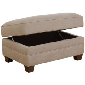 Amazing Douglas Chair And Storage Ottoman Sams Club Gmtry Best Dining Table And Chair Ideas Images Gmtryco