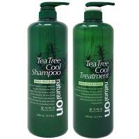 Daeng Gi Meo Ri NaturalOn Tea Tree Cool Shampoo and Treatment (1000 ml., 2 pk)